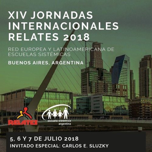 XIV JORNADAS INTERNACIONALES RELATES 2018